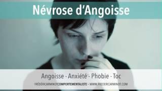Nvrose d'Angoisses - Symptmes et traitement de la nvrose d'angoisse