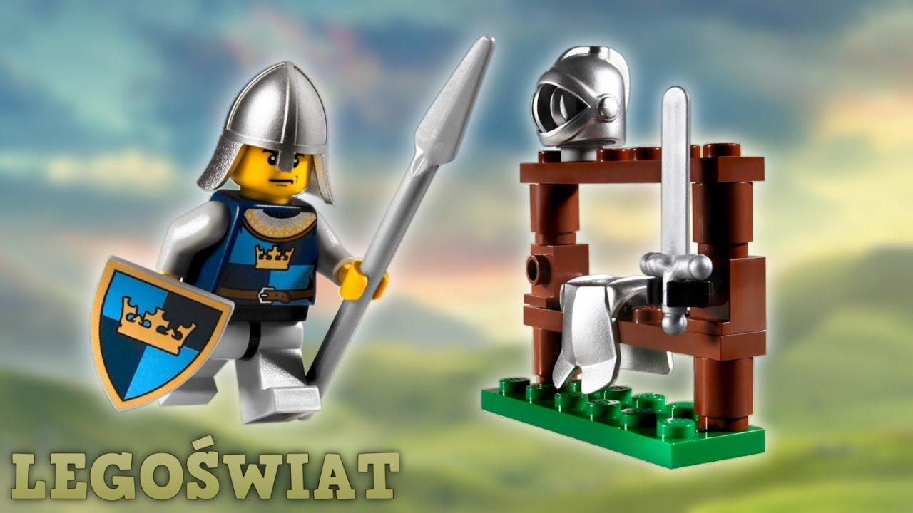Lego Castle Rycerz 5615 Legoświat Youtube