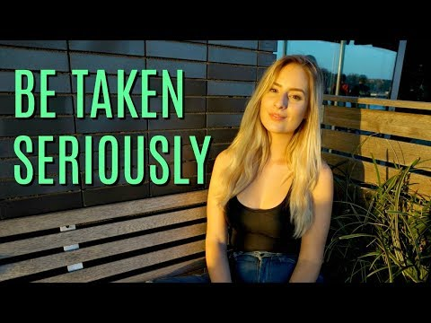 ❤ How To Be Taken Seriously By Girls | COCO Chanou