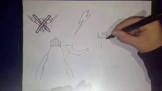 Draw my Life Mitologia Grega