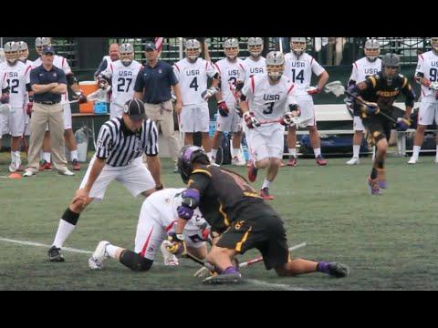 Iroquois vs. Team USA | 2014 World Lacrosse Championships