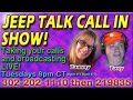 JTCiS Ep.29 - Jeep Talk Call in Show