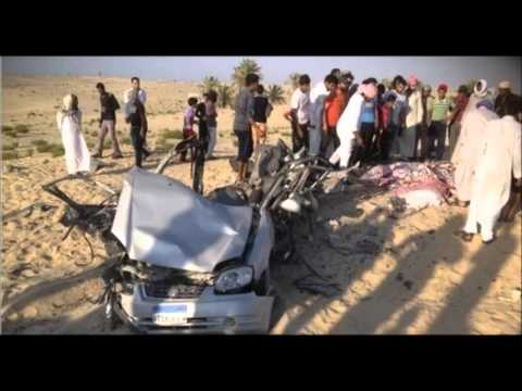 Egyptian Policemen Ambushed In Sinai
