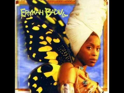 Erykah Badu  On And On  Baduizm 1997, rap ver