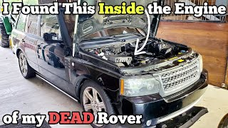 Here's why my $3,000 Range Rover Supercharged is DEAD and how I will fix it CHEAP!