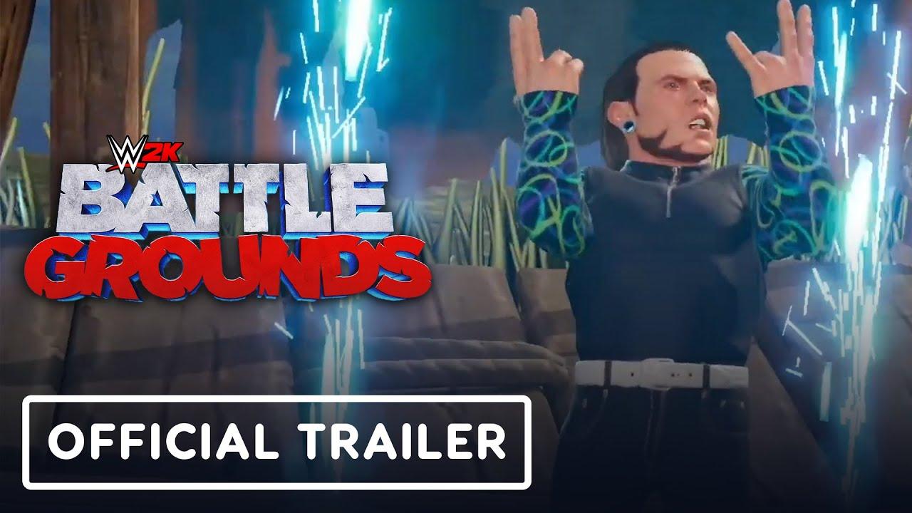 WWE 2K BATTLEGROUNDS - Official Gameplay Trailer