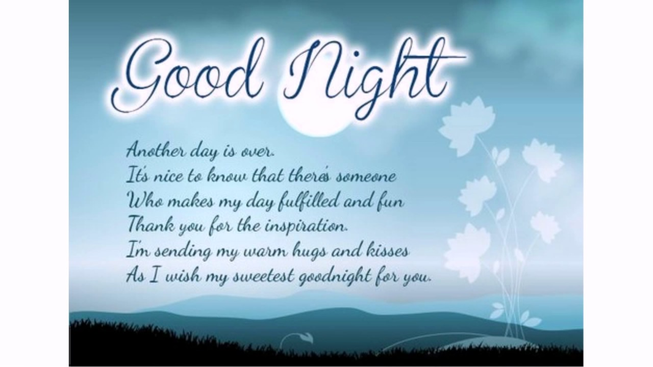 Good Night Quotes Youtube