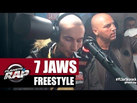 7 Jaws - Freestyle #PlanèteRap