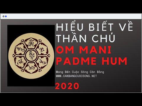 Hiểu đúng Ý NGHĨA về THẦN CHÚ Om mani Padme Hum KIOJ.COM.VN