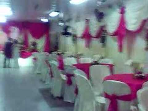 Decoracion de 15 a os youtube for Arreglos de salon para quince anos