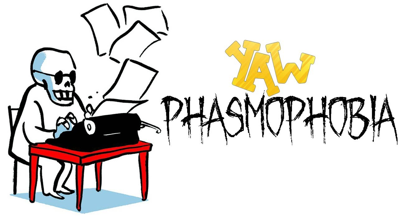 Download Phasmophobia: DEADLY GHOST WRITER