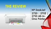 HP DeskJet 2720 | 2752 | 2755 AiO Printer