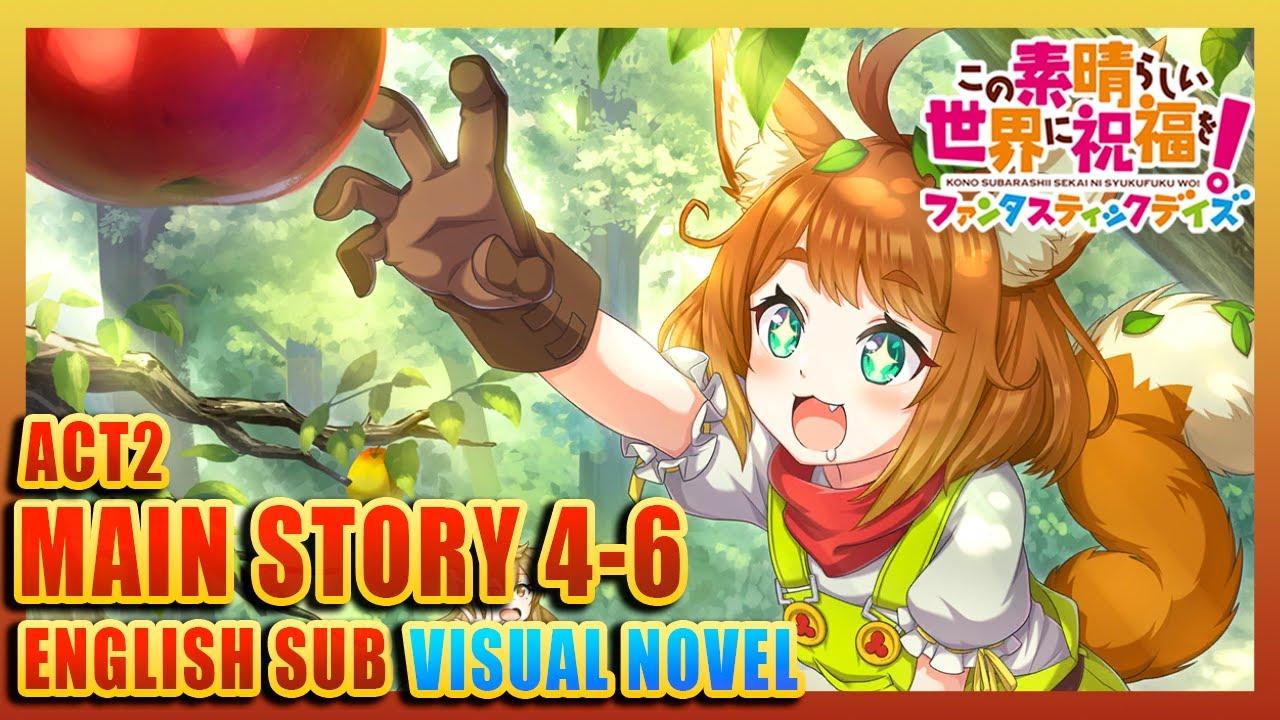 KONOFAN | MAIN STORY | ACT 2 | Chapter 4 Part 6