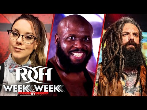Taylor Ready For RUSH, Rankings Update, and Vincent's Warning to Taven!