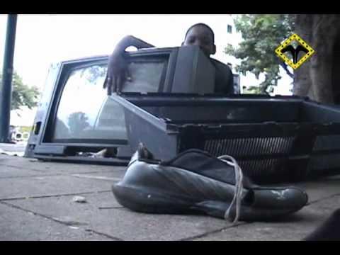 Banda Podre no Cine Africa - 1 Parte Movie.wmv