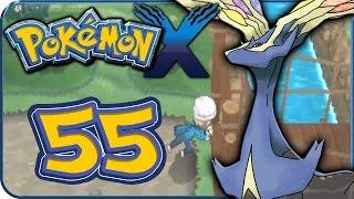 Let's Play Pokémon X Part 55: Umkehrkämpfe auf Route 18!