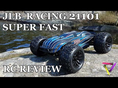 JLB Racing CHEETAH 21101 4WDtruggy RTR RC review