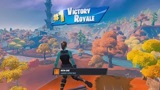 High Kill Solo Win Season 6 Aggressive Gameplay Full Game No Commentary (Fortnite PC Keyboard)
