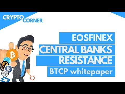Banks against Crypto, Bitfinex and EOS team up & other news | Crypto Corner wk8