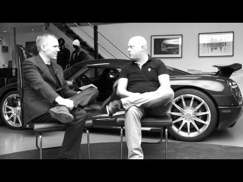 Christian von Koenigsegg - The Entrepreneur