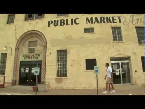 OETA Story on the Oklahoma City Farmer's Public Market aired on 8-31-12