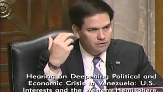 Rubio: U.S. Cannot Turn A Blind Eye To Cuban Regime