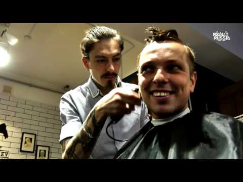 Barbershop For Men Only  Real Russia ep 111 4K