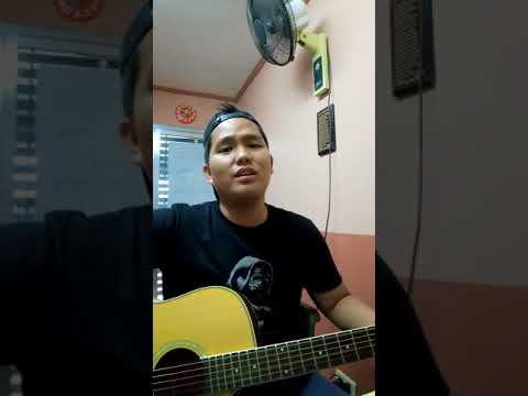 Halik By Kamikaze (Acoustic Guitar Cover)