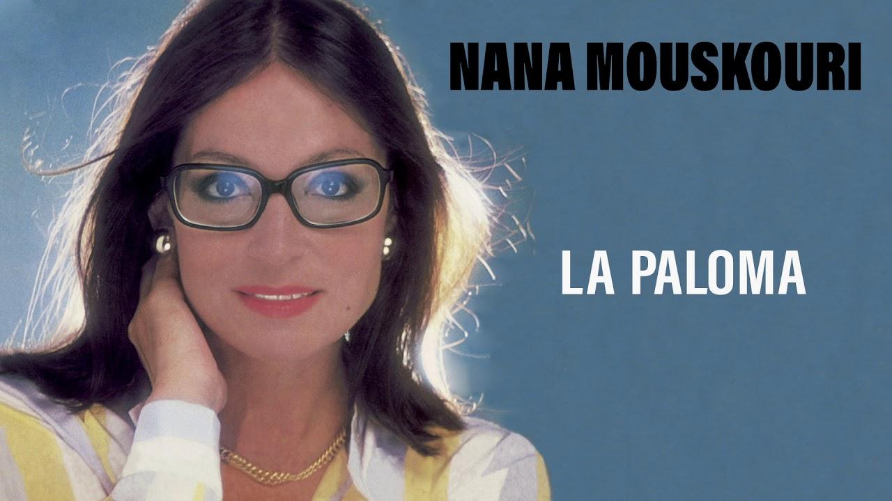 www.4232.com_Nana Mouskouri - La Paloma (Audio Officiel) - YouTube