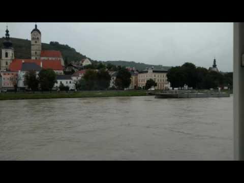 Aug 10 Danube River - Krems Austria