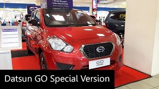 2017 Datsun GO Special Version – Exterior Walkaround