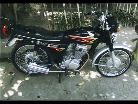 Honda tmx 155 stock youtube publicscrutiny Image collections