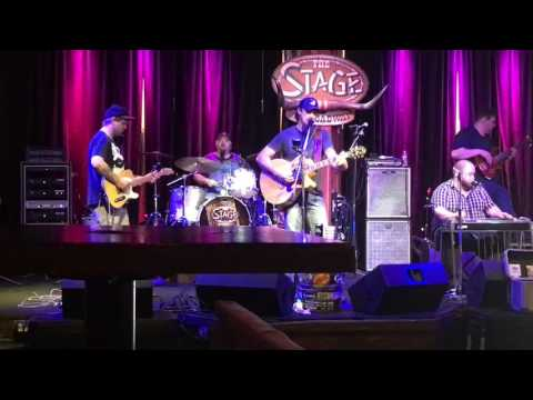 John Riggins live at The Stage on Broadway in Nashville TN