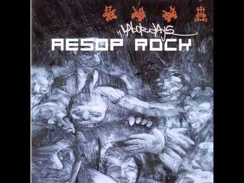 Aesop Rock - Daylight ( Lyrics )