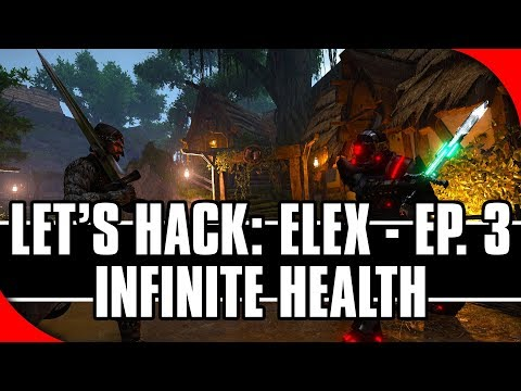 Let's Hack: ELEX, Ep. 3 - Infinite Health (Game Hacking With Cheat Engine)