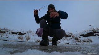 ДАВНО МЫ ТАКИХ НЕ ЛОВИЛИ рыбалка на маленькой речке