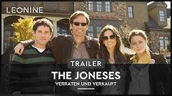 The Joneses - Verraten und Verkauft - Trailer (deutsch/german)
