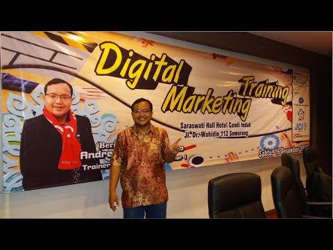 Workshop Sosmed Marketing Bank BPRS Suriyah Semarang