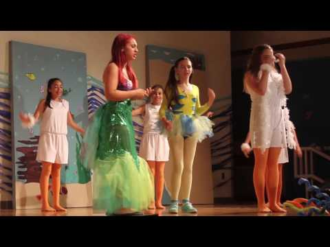 The Little Mermaid JR Play