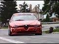 Hillclimb Sternberk 2018 Alfa Romeo 156 STW Didi Sternad