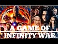 A Game Of Thrones Infinity War | The Night king and Thanos || The End is near GoT8