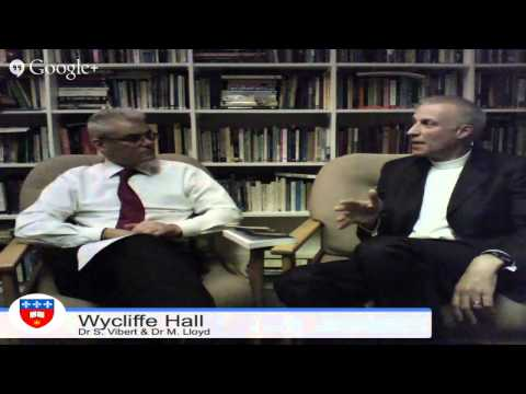The Problem of Evil - a discussion with Rev Dr Michael Lloyd and Rev Dr Simon Vibert