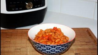 Фасоль в Томате с Солёными Огурцами в Скороварке Мультиварке Redmond RMC P350 Рецепты в мультиварке