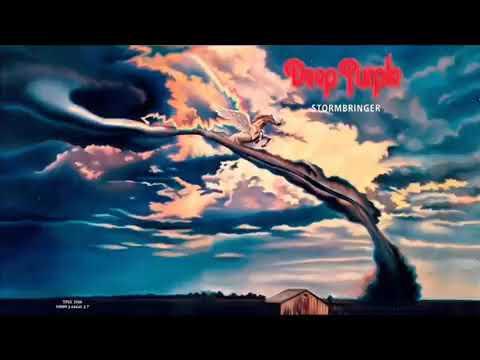 D̲eep P̲urple - S̲tormbring̲er Full Album 1974