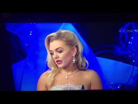 Shauna Ray Lacey on the Rose of Tralee tonight