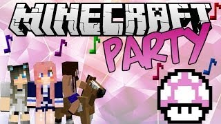 MINECRAFT PARTY | Minecraft Mini Game
