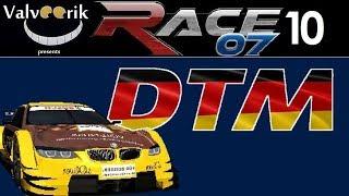 Race 07 - Online WM - DTM 2018 *10* Deutschland / Greyhound