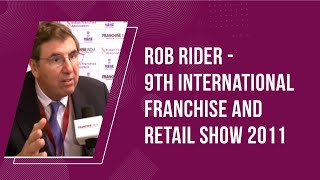 Rob Rider - 9th International Franchise