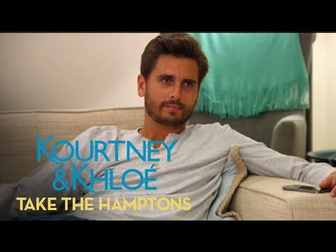 Scott Disick Reveals Paralyzing Anxiety   Kourtney & Khloe Take the Hamptons   E!