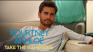 Scott Disick Reveals Paralyzing Anxiety | Kourtney & Khloe Take the Hamptons | E!